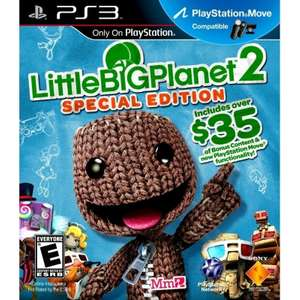 Little Big Planet 2 #Special Edition