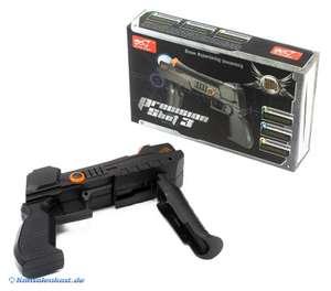 Move Controller Aufsatz: Light Gun / Pistole / Phaser / Rifle Precision Shot 3 [Young Player]
