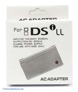 Netzteil / AC Adapter für 3DS & DSi