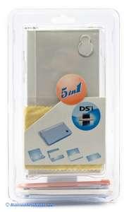 Clean & Protect Kit - DSi Zubehörset 5-tlg.