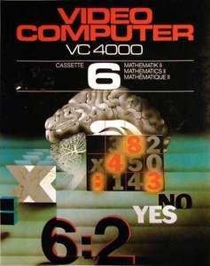 Cassette 6 - Mathematik 2