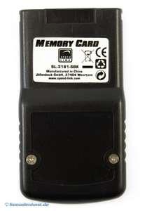 Memory Card / Memorycard / Speicherkarte 64 MB 1024 Blöcke SL-3181-SBK #schwarz [Speedlink]