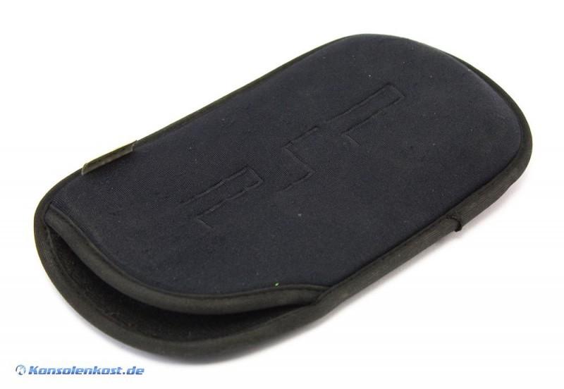 Original Sony Tasche / Protector / Softcase #schwarz
