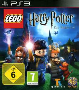 LEGO Harry Potter: Die Jahre 1-4 / The Years 1-4 [Standard]