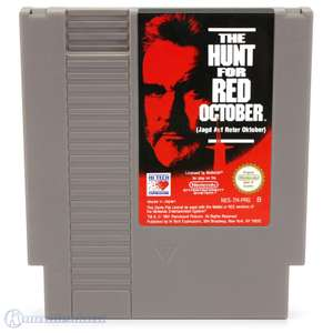 The Hunt for Red October / Jagd auf Roter Oktober