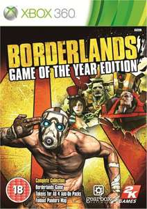 Borderlands #Game of the Year Edition [Classic]