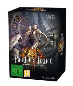 Pandora's Tower #Limited Edition + Steelbook + Artbook