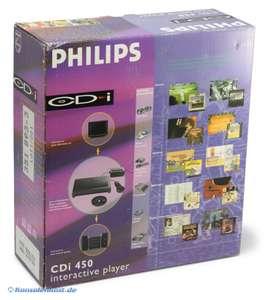 i - Konsole Philips CDi + Original Controller + Zubehör