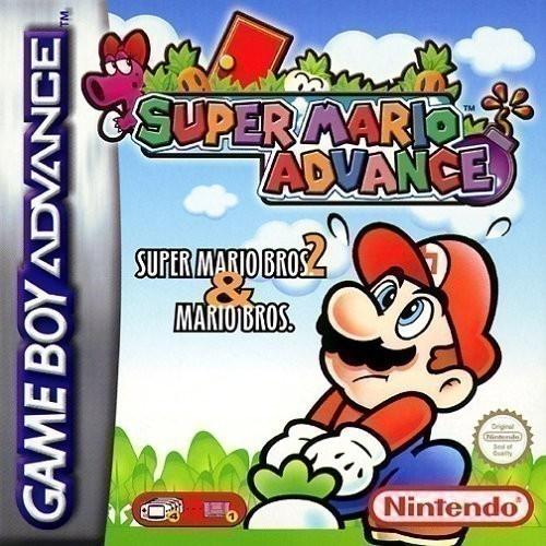 Super Mario Advance 1: Super Mario Bros. 2 & Mario Bros.