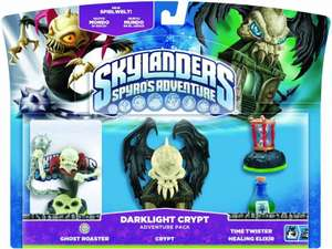 Spyro's Adventure Darklight Crypt Pack
