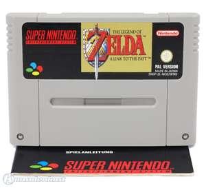 Legend of Zelda: A Link to the Past [mit Karte]