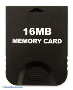 Memory Card / Memorycard / Speicherkarte 16 MB