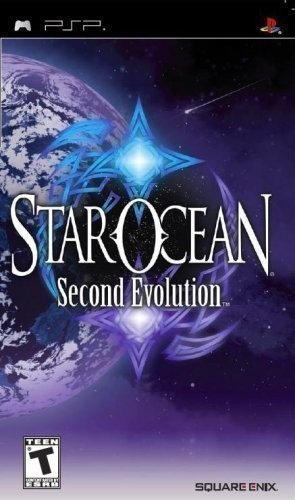 PSP - Star Ocean Second Evolution