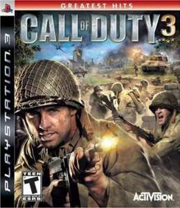 Call of Duty 3 [Greatest Hits]