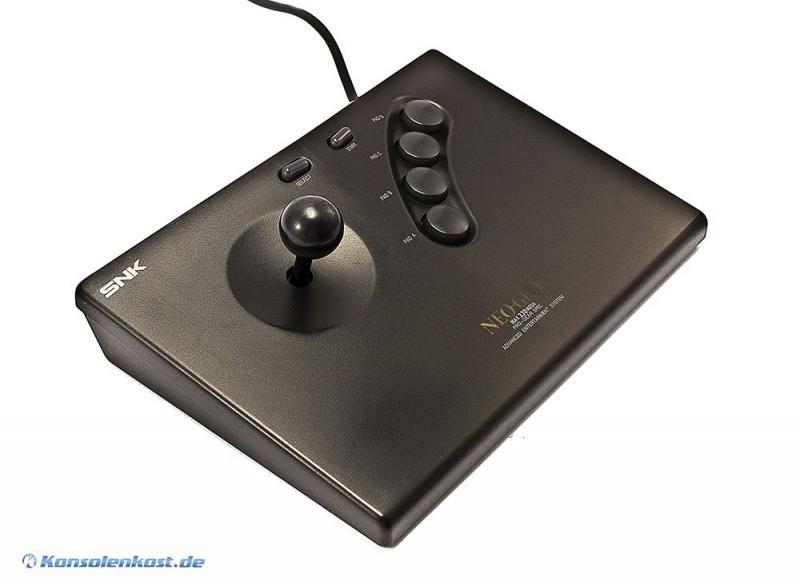 Neo Geo AES - Original Controller / Arcade Stick / Joystick [SNK]
