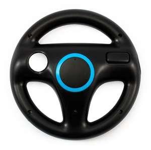Controller Aufsatz: Lenkrad / Racing Wheel #schwarz