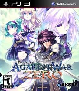 Agarest: Generations of War Zero / Record of Agarest War Zero