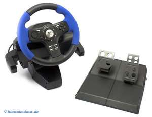 Lenkrad / Racing / Steering Wheel mit Pedale Driving Force EX [Logitech]
