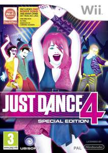 Just Dance 4 #Special Edition