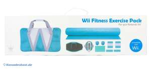 Zubehör-Set: Fitness Exercise Pack - 9 in 1 Kit [Crown]
