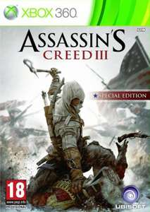 Assassin's Creed III #Special Edition