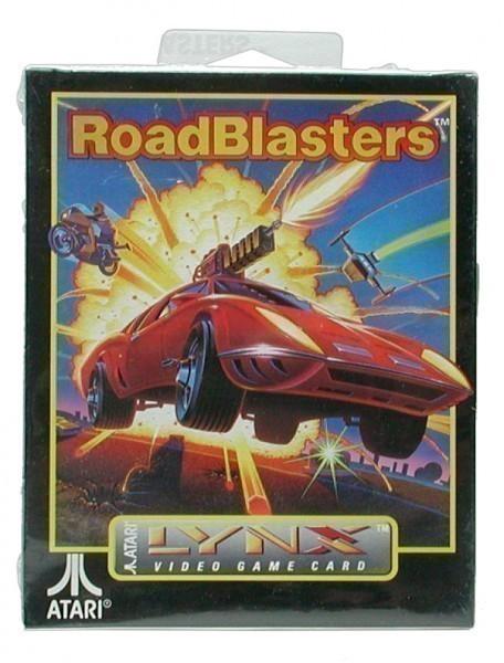Atari Lynx - Roadblasters