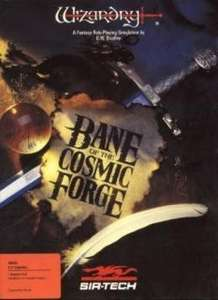 Bane of the Cosmic Forge
