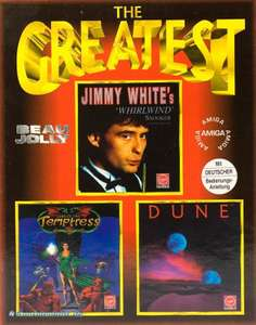 The Greatest: Jimmy White's Whirlwind Snooker + Lure of the Temptress + Dune