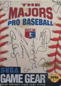 The Majors: Pro Baseball