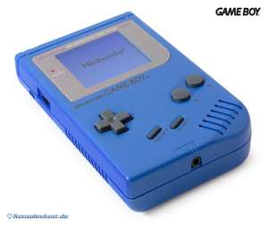 Konsole #blau LED-MOD mit blauem Backlight