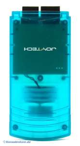 Jolt Pack mit Rumble Funktion #clear-blue [Joytech]