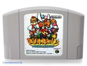 Paper Mario / Mario Story