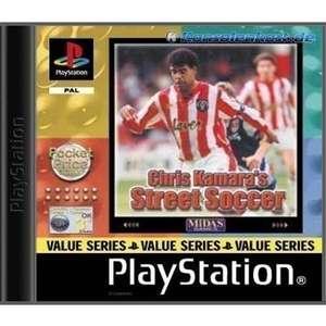 Chris Kamera's Street Soccer
