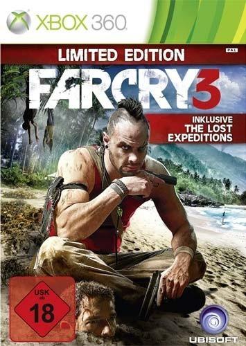 Far Cry 3 #Limited Edition