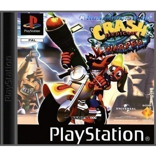 Crash Bandicoot 3 - Warped