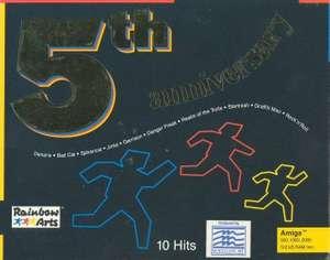 5th Anniversary: 10 Spiele-Hits [Rainbow Arts]