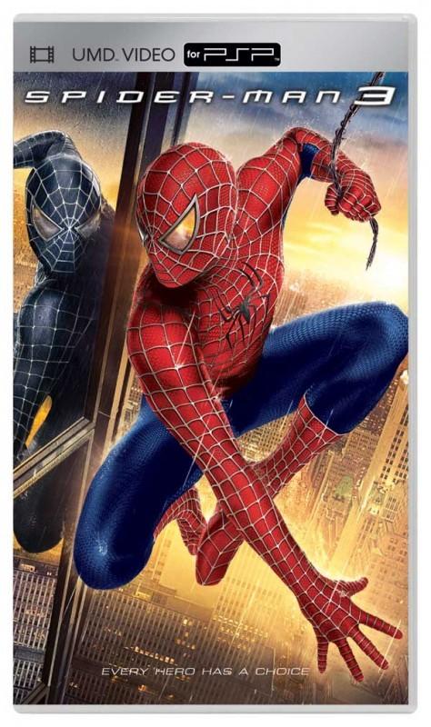 PSP - UMD Video - Spider-Man 3