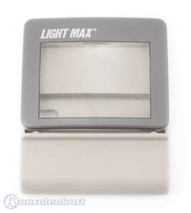 Original Nintendo Light Max / Lupe + Licht