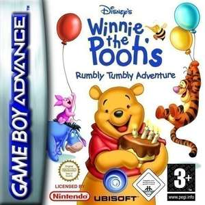 Disney's Winnie the Pooh: Rumbly-Tumbly Adventure