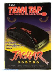 Team Tap - Original Multi-Player Adapter [Atari]
