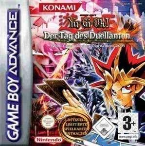 Yu-Gi-Oh! World Championship Tournament 2005: Tag des Duellanten