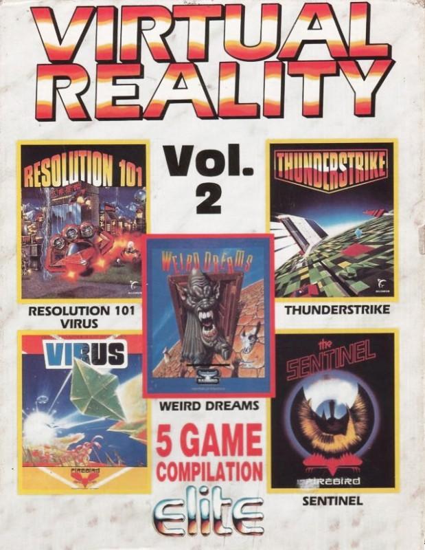 Virtual Reality Vol. 2: 5 Spiele