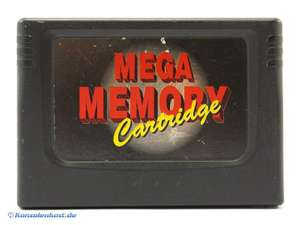 Mega Memory Cartridge