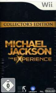 Michael Jackson: The Experience + T-Shirt #Collector's Edition
