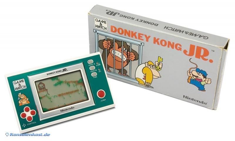 Donkey Kong Jr. #DJ-101
