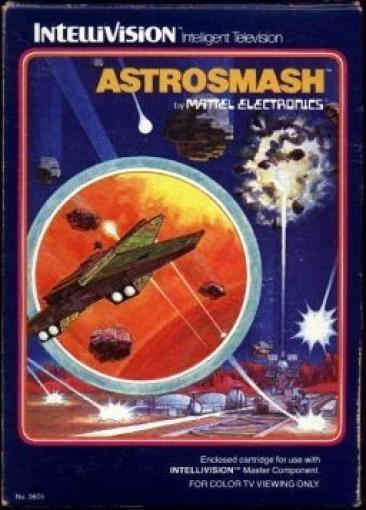 Specials - Intellivision - Astrosmash