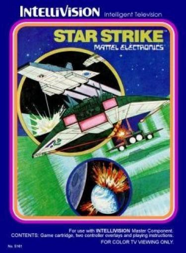Specials - Intellivision - Star Strike
