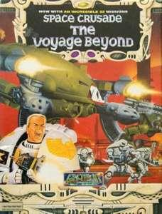 Space Crusade - The Voyage Beyond