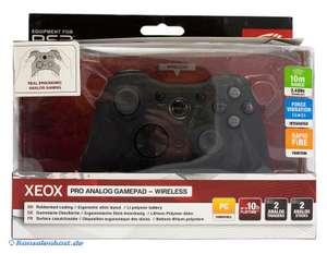 Controller - Xeox Pro Analog Gamepad - Wireless #schwarz [Speedlink]