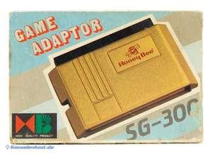 Import Game Adaptor SG-300 #gold [Honey Bee]